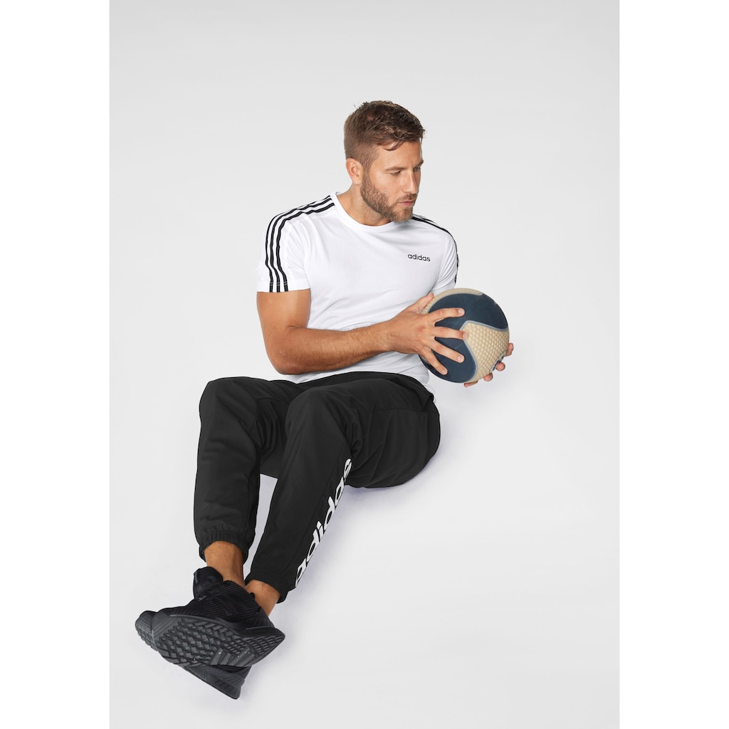 adidas Performance Trainingshose »ESSENTIALS LINEAR TAPERED STANFORD«