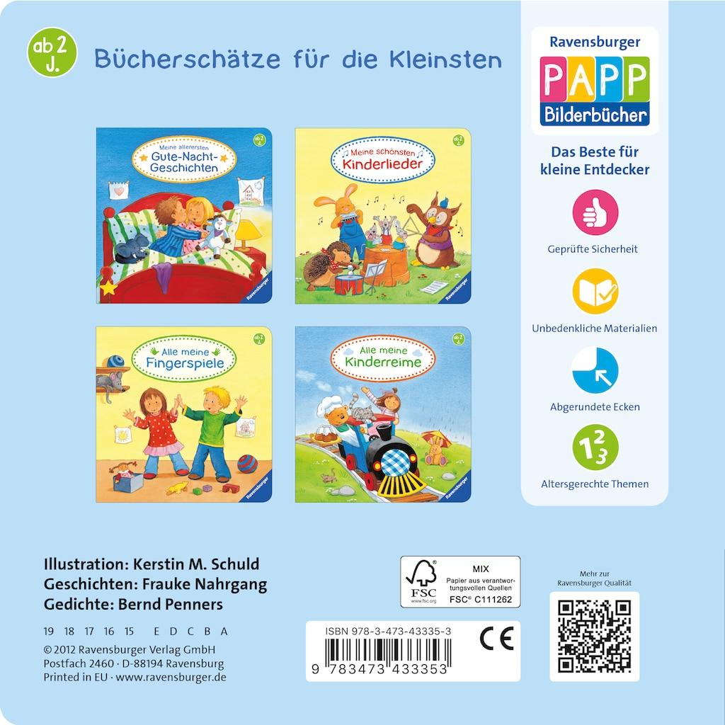Buch »Meine allerersten Gute-Nacht-Geschichten / Frauke Nahrgang, Bernd Penners, Kerstin M. Schuld«