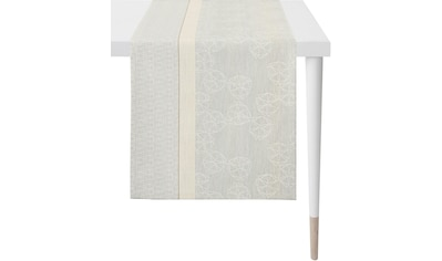 Tischläufer, »1304 Loft Style, Jacquard«, APELT (1 - tlg.) kaufen