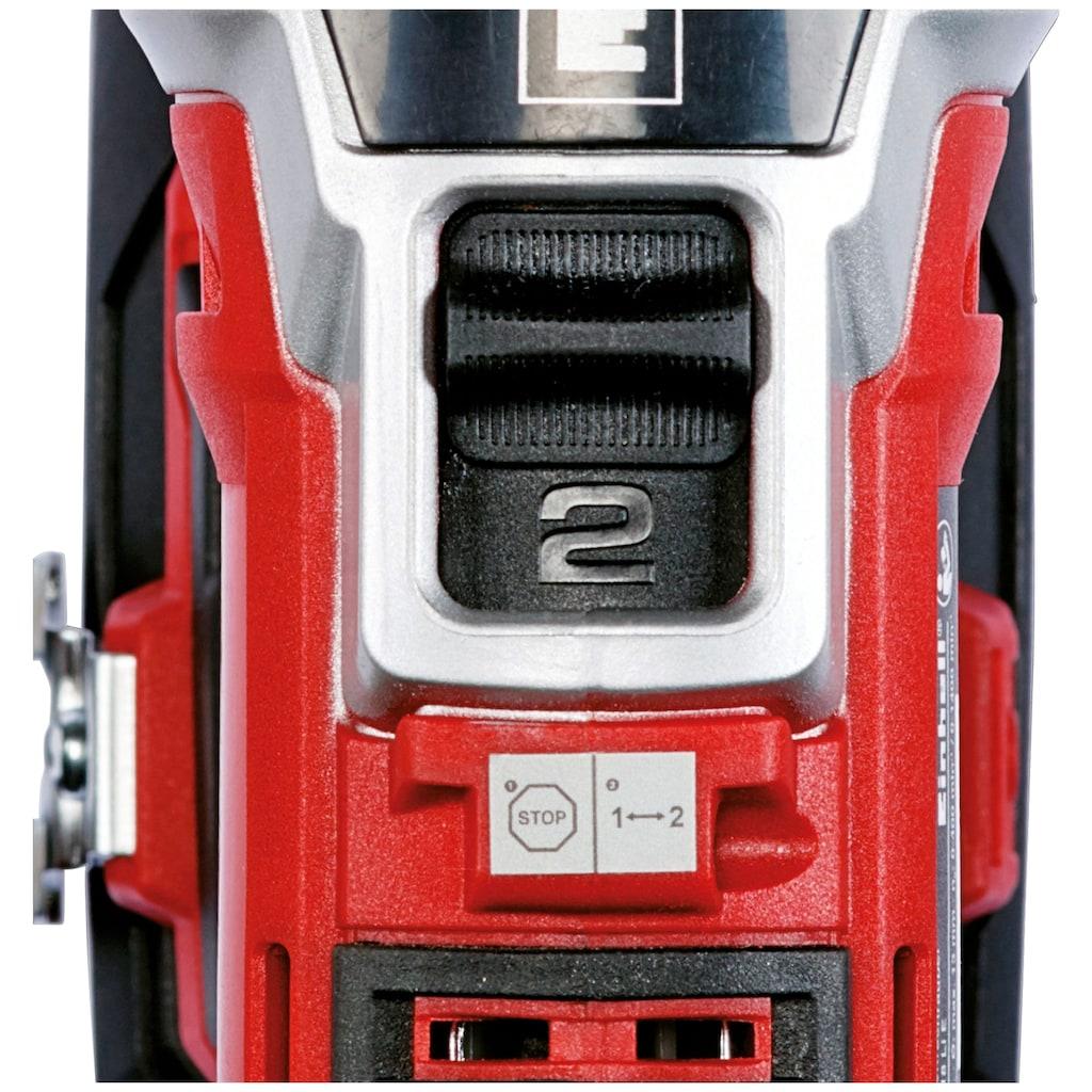 EINHELL Akku-Bohrschrauber »TE-CD 18 Li E «, Power X-Change, 18 V