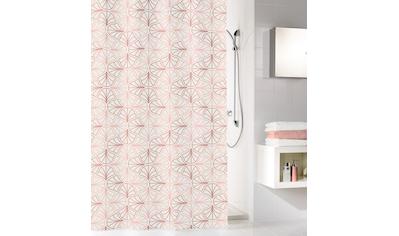 KLEINE WOLKE Duschvorhang »Bloom«, 180x200 cm kaufen