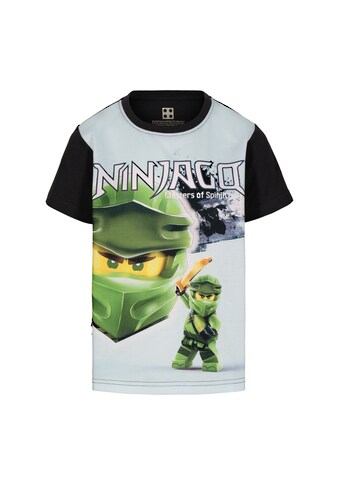 "LEGO® Wear Kurzarmshirt »CM-51322«, ""mit dem grünen Ninja Lloyd"" kaufen"