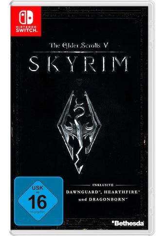The Elder Scrolls V: Skyrim Nintendo Switch kaufen