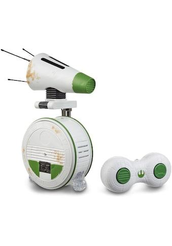 Hasbro RC-Roboter »Star Wars™ ferngesteuerter D-O, rollender elektronischer Droide« kaufen