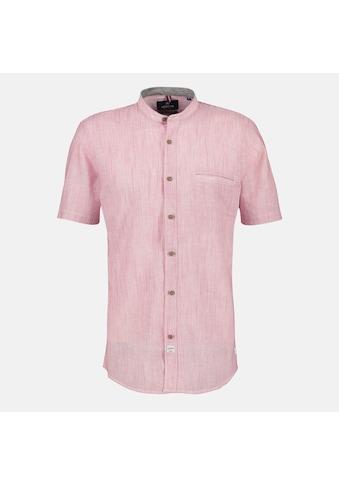 LERROS Kurzarmhemd, mit Stehkragen, gestreift kaufen