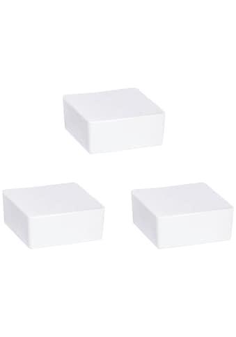 WENKO Luftentfeuchter »Cube«, 3x500 g Nachfüllblock mit frischem Orangenduft kaufen