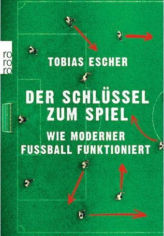 Buch »Der Schlüssel zum Spiel / Tobias Escher« kaufen