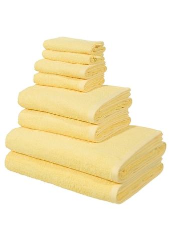 Handtuch Set, »Neele«, OTTO products (Set) kaufen