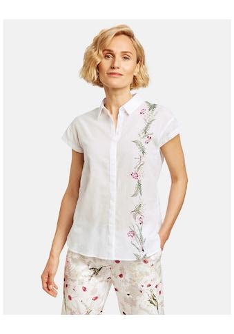 GERRY WEBER Klassische Bluse »1/2 Arm Bluse organic cotton« kaufen