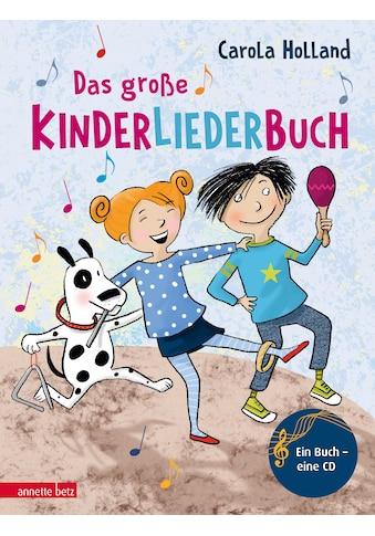 Buch »Das große Kinderliederbuch / Irmgard Harrer, Carola Holland« kaufen
