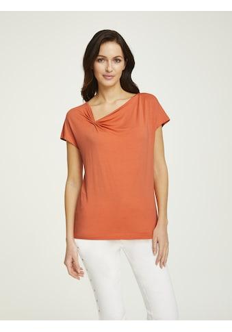 Shirt mit asymmetrischem Ausschnitt kaufen