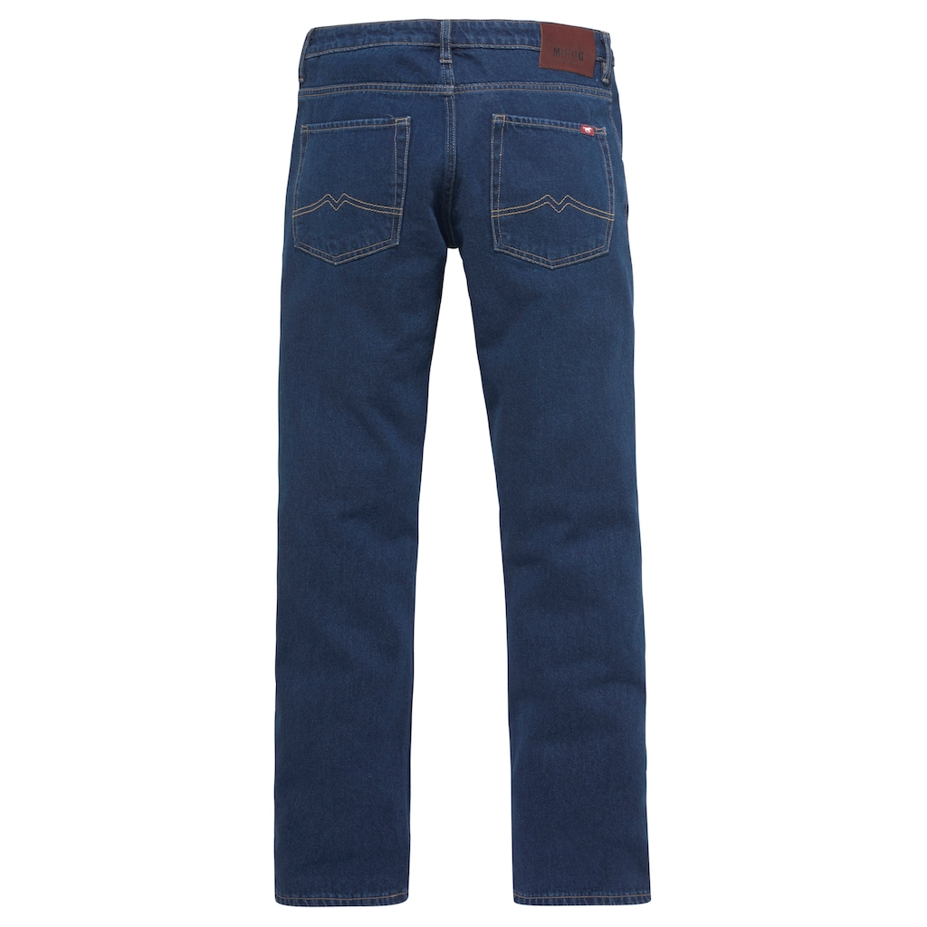 MUSTANG Straight-Jeans »MICHIGAN«, in 5-Pocket-Form