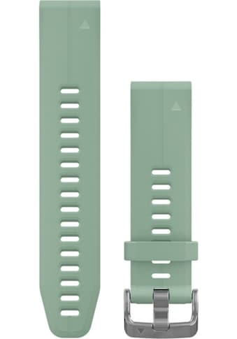 Garmin Ersatz - /Wechselarmband »Ersatzarmband QuickFit Silikon 20 mm« kaufen