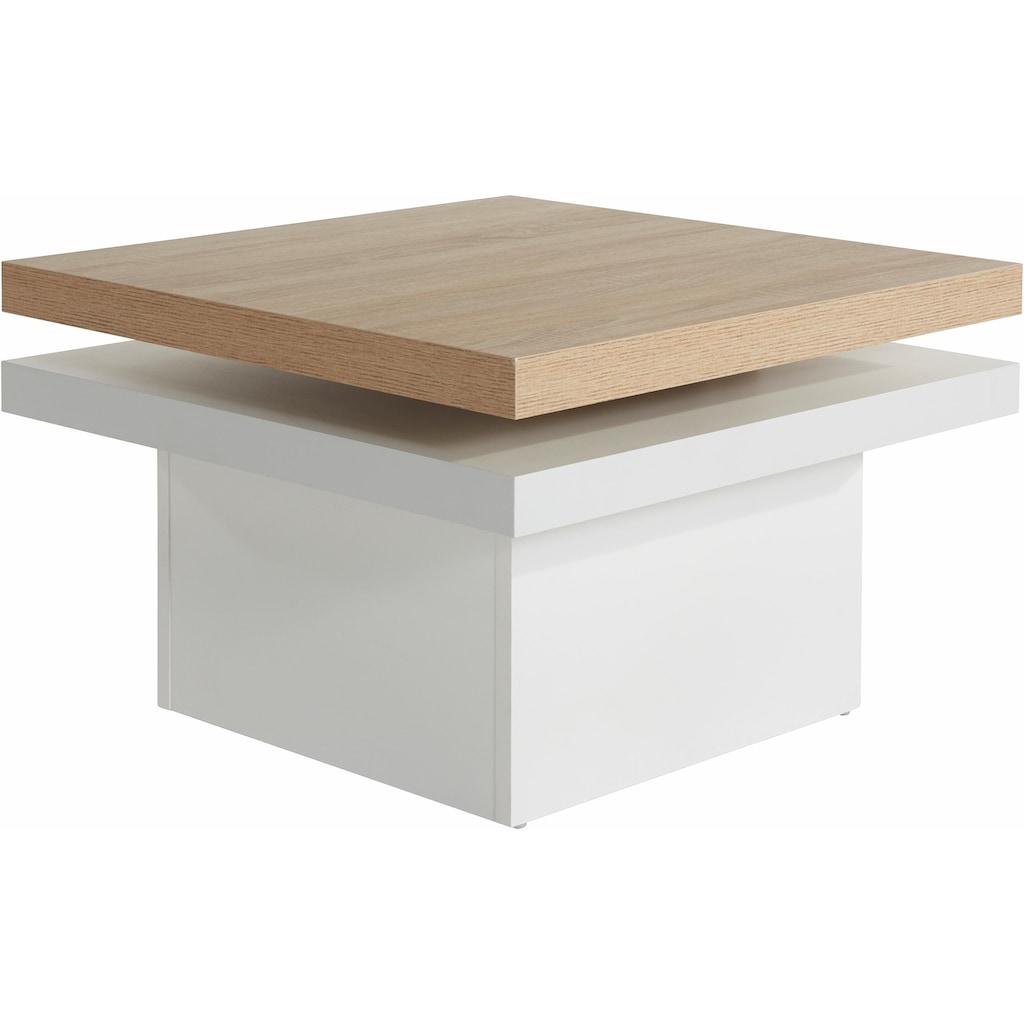 PRO Line Couchtisch, mit Funktion, drehbare Tischplatte
