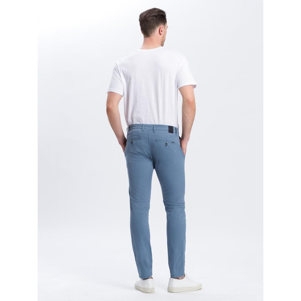 Cross Jeans® Chinohose »Chino«, Angenehme Tragequalität