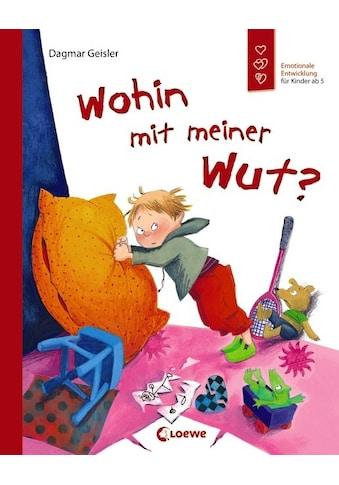 Buch Wohin mit meiner Wut? / Dagmar Geisler kaufen