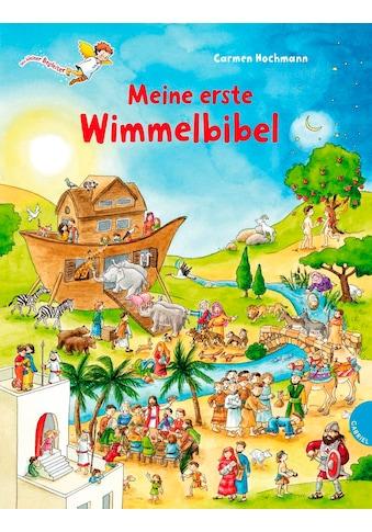 Buch »Dein kleiner Begleiter: Meine erste Wimmelbibel / Martin Polster, Carmen Hochmann« kaufen