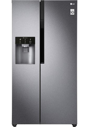 LG Side-by-Side, GSL361ICEZ, 179 cm hoch, 91,2 cm breit kaufen
