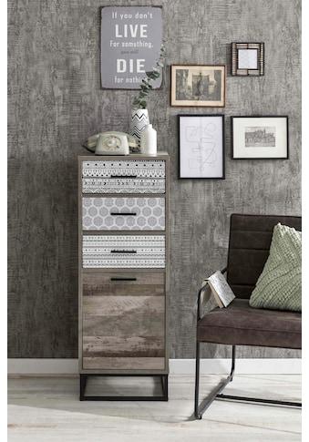 SIT Kommode »Skandi«, mit dekorativem Muster kaufen