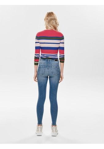 Only High - waist - Jeans »ONLPAOLA« kaufen
