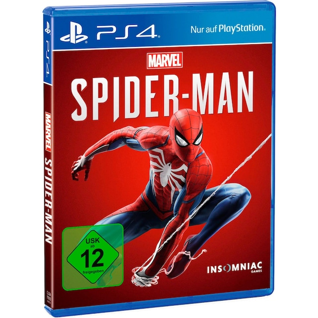 Marvel´s Spider-Man PlayStation 4