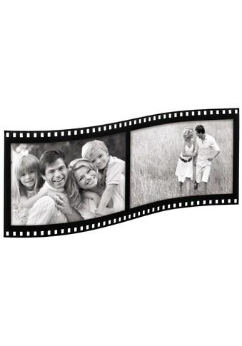 "Hama Porträtrahmen ""Filmstrip"", Acryl, 10 x 15 cm »Porträtgalerie - Bilderrahmen« kaufen"