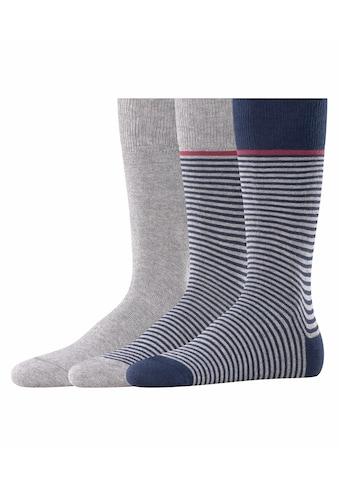 Esprit Socken »Stripe 3-Pack«, (3 Paar), aus Baumwolle kaufen