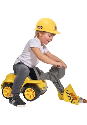 BIG Spielzeug-Bagger »BIG Power Worker Maxi Loader«, Made in Germany kaufen
