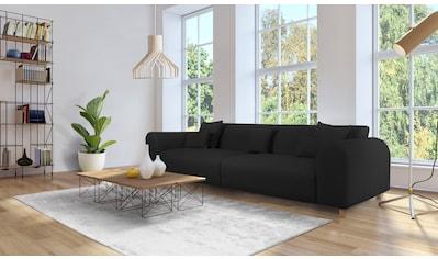 andas Big-Sofa »Svennis«, in 2 Bezugsqualitäten, B/T/H: 314/98/83 cm kaufen