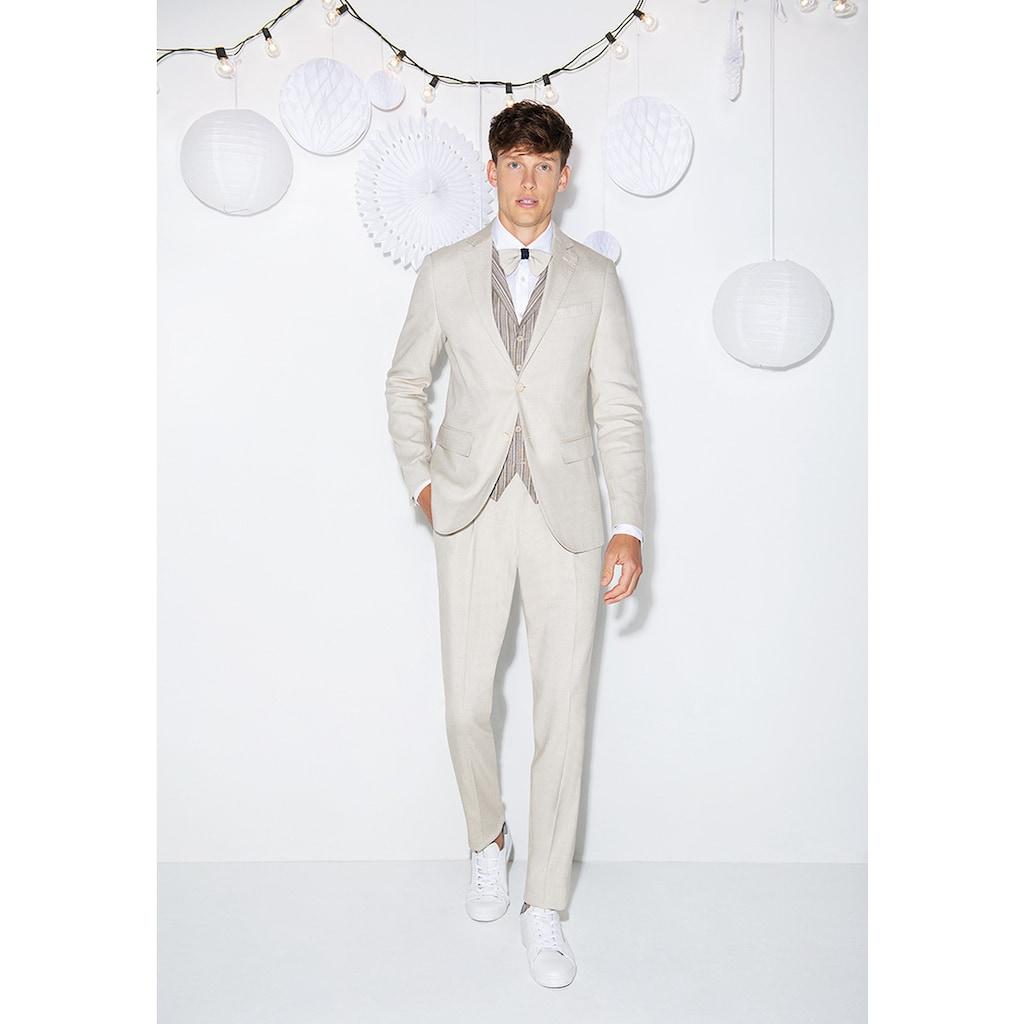Daniel Hechter Sommerliche Anzug-Weste