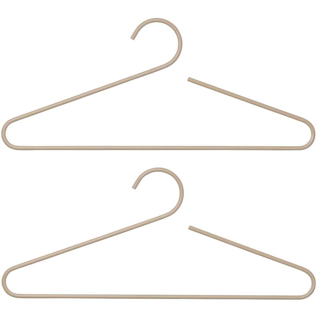 BLOMUS Kleiderbügel »Set 2 Garderobenbügel -CURL- Nomad«