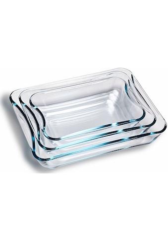 SIMAX Auflaufform Glas (3 - tlg.) kaufen