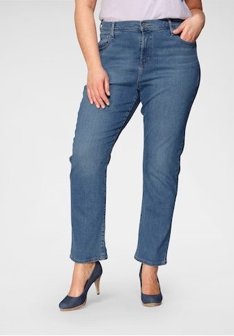 Levi's® Plus Straight-Jeans »724 High Rise Straight«, mit hohem Bund kaufen