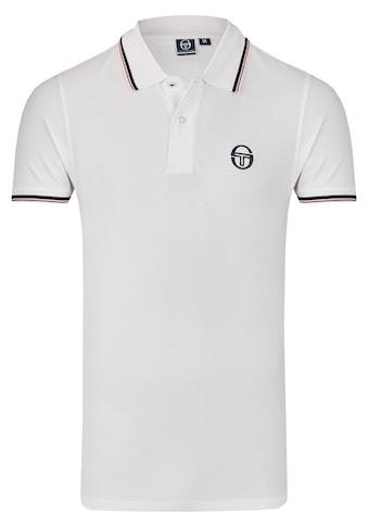 Sergio Tacchini Poloshirt SERGIO mit Label kaufen
