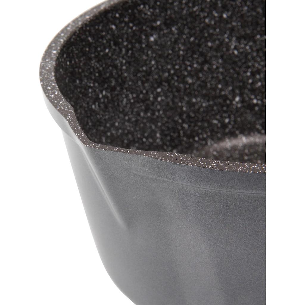 STONELINE Topf-Set, Aluminiumguss, (Set, 4 tlg.)