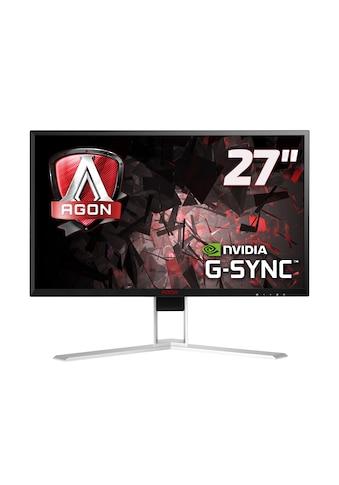 """AOC LCD-Monitor »AGON AG271QG«, 68,6 cm/27 """", 2560 x 1440 px, QHD, 4 ms Reaktionszeit,... kaufen"""