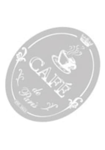 KOMAR Wandtattoo »Café de Paris«, 5 - teilig kaufen