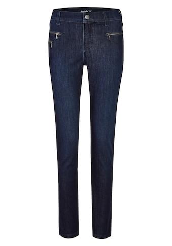 ANGELS Jeans,Malu Zip' mit Zipper-Details kaufen