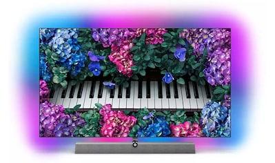 "Philips OLED-Fernseher »65OLED935/12«, 165,1 cm/65 "", 4K Ultra HD, Smart-TV kaufen"