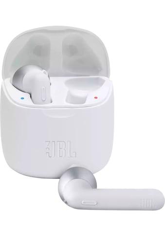 JBL wireless In-Ear-Kopfhörer »TUNE 225 TWS«, Bluetooth-AVRCP Bluetooth, True... kaufen