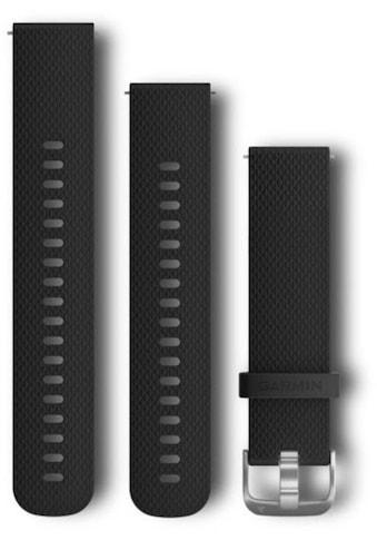 Garmin Ersatz - /Wechselarmband »Ersatzarmband vivomove HR Silikon (20 mm)« kaufen