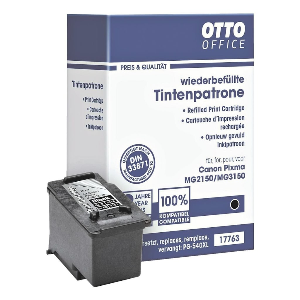 Otto Office Tintenpatrone ersetzt Canon