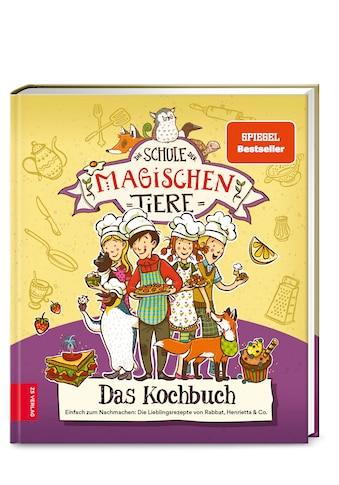 Buch »Die Schule der magischen Tiere - Das Kochbuch / DIVERSE« kaufen