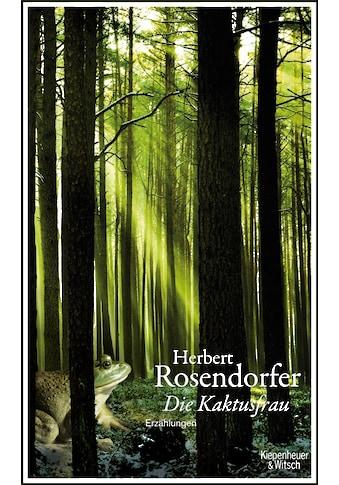 Buch Die Kaktusfrau / Herbert Rosendorfer kaufen
