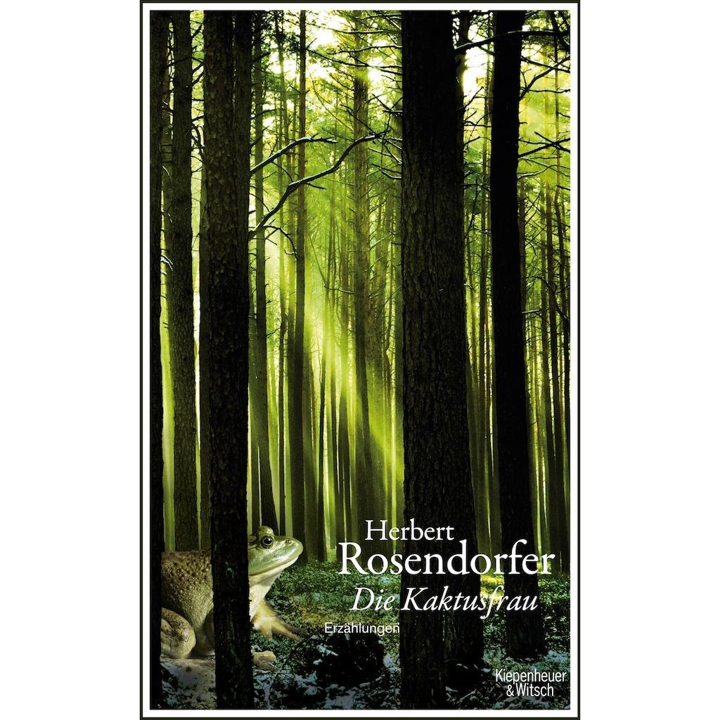 Buch »Die Kaktusfrau / Herbert Rosendorfer«