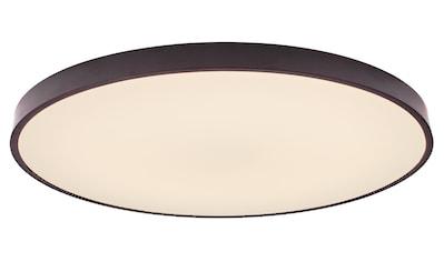Brilliant Leuchten Slimline LED Deckenleuchte 78cm weiß/schwarz kaufen
