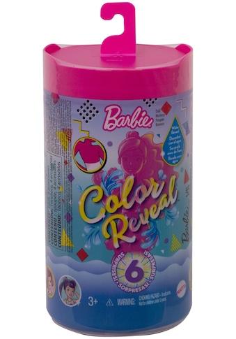 Barbie Anziehpuppe »Color Reveal, Chelsea Mono-Neon« kaufen