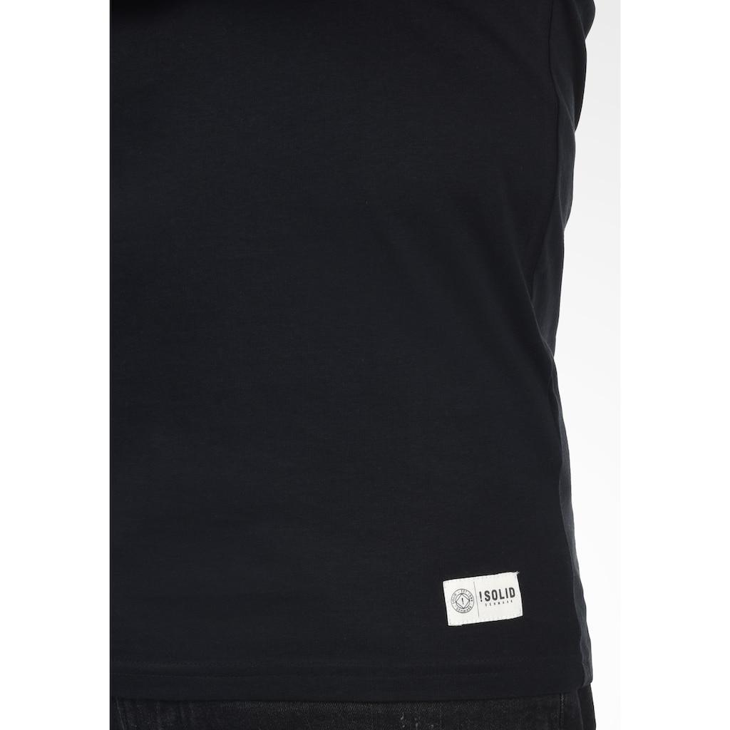 Solid Tanktop »Coby«, Ärmelloses Shirt