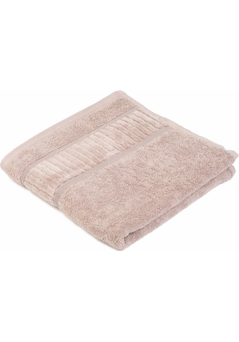 Gözze Handtücher »Uni«, (2 St.), in Bio-Baumwolle kaufen