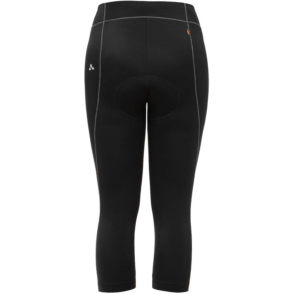 VAUDE Fahrradhose »ACTIVE 3/4 PANTS«